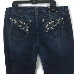 Miss me Jeans Pants Size 38 Straight Pants